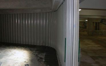 Ann Arbor Underground Parking Structure Project