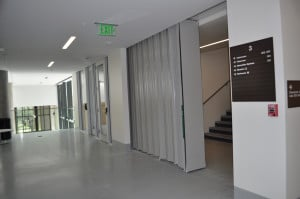 Baylor business building benefits from Won-Door installation
