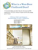 Reference Guide to Fireguard Doors